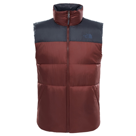 The North Face Nuptse III Vest - Sequoia Red