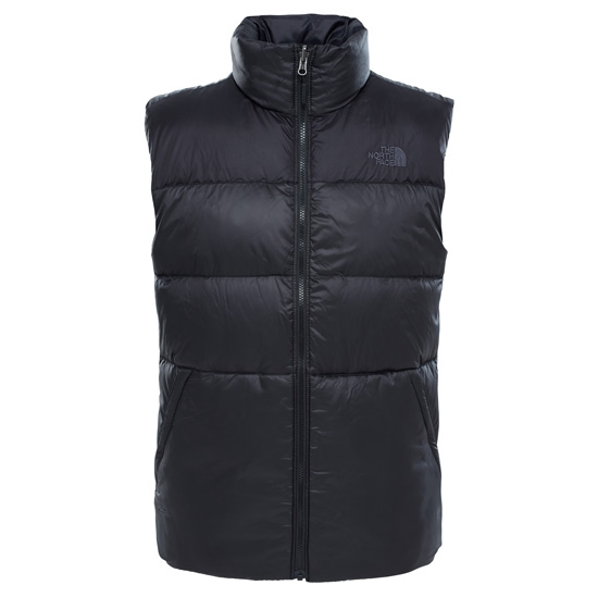 The North Face Nuptse III Vest - Tnf Black