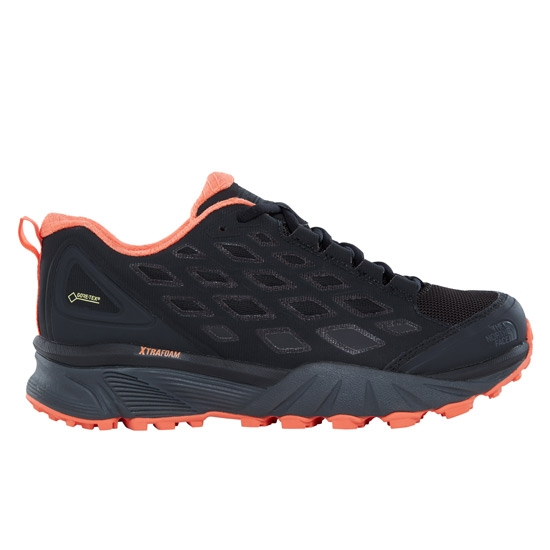 The North Face Endurus Hike GTX W - Black/Nasturtium Orange