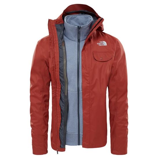 chaqueta north face triclimate