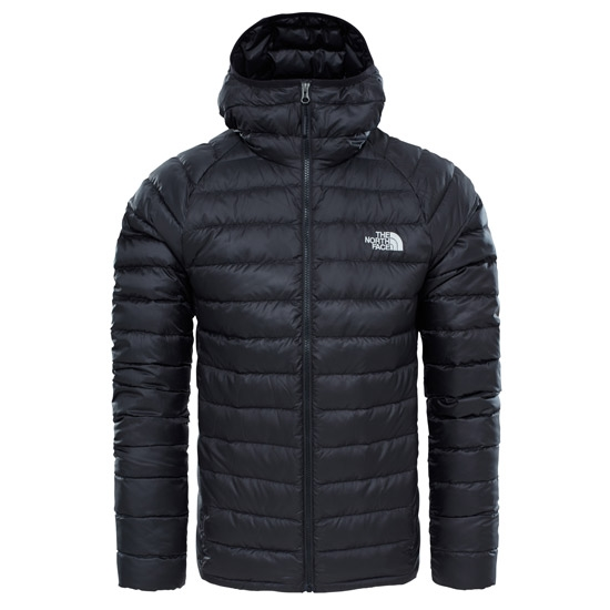 The North Face Trevail Hoodie - TNF Black/TNF Black