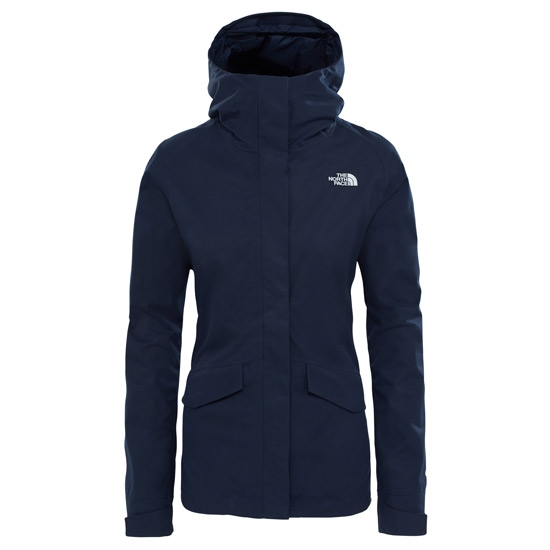 The North Face All Terrain Zip In Jacket W - Urban Navy