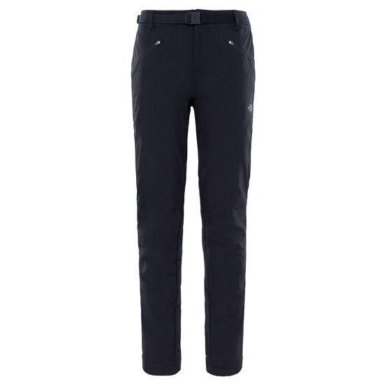The North Face Exploration Insulated Pant W - TNF Black