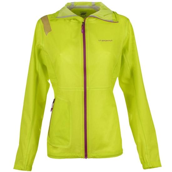 La Sportiva Hail Jacket W - Sulphur