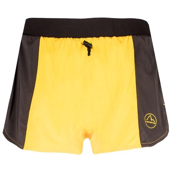 La Sportiva Auster Short - Yellow/Black