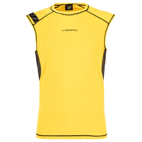 La Sportiva Rocket Tank - Yellow/Carbon