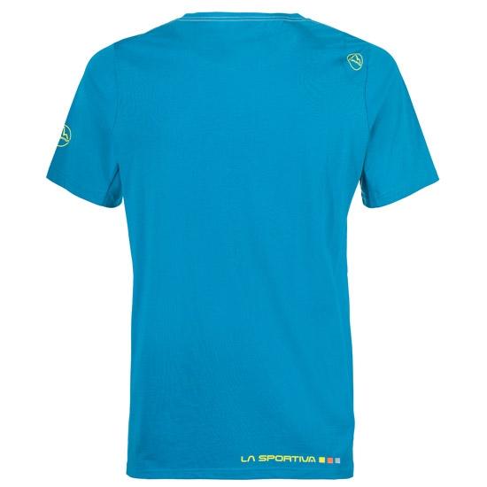La Sportiva Square T-Shirt - Photo of detail
