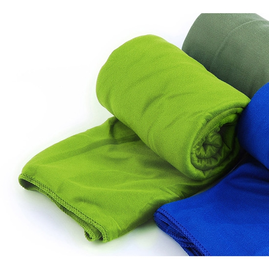 Sea To Summit Pocket Towel XLarge - Lime