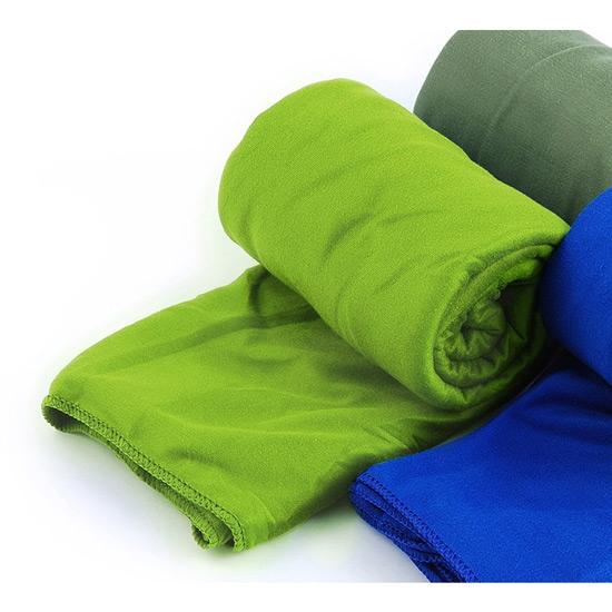 Sea To Summit Pocket Towel XLarge - Lime