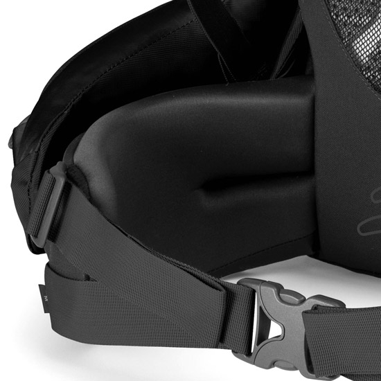 Osprey Xenith 88 M - Photo of detail