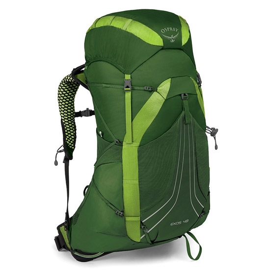 Osprey Exos 48 S - Tunnel Green