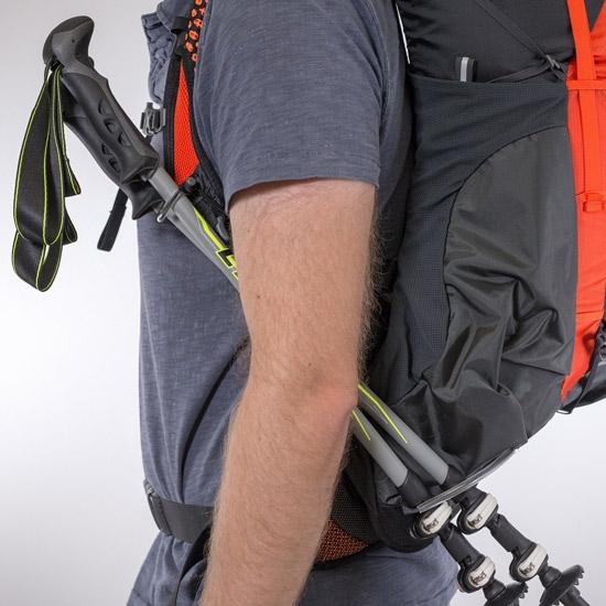 Osprey Exos 58 M - Photo of detail