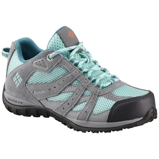 Columbia Redmond WaterProof Youth - Gulf Stream Bright
