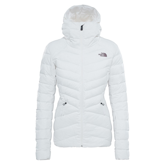 nieve north face mujer