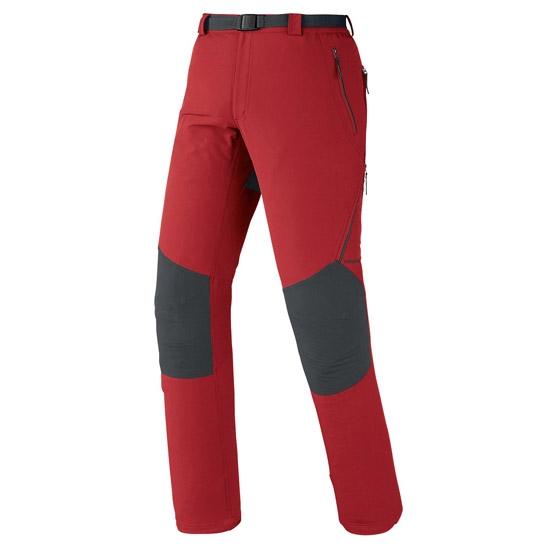 Trangoworld Kasu F1 Pant - Rojo/Negro