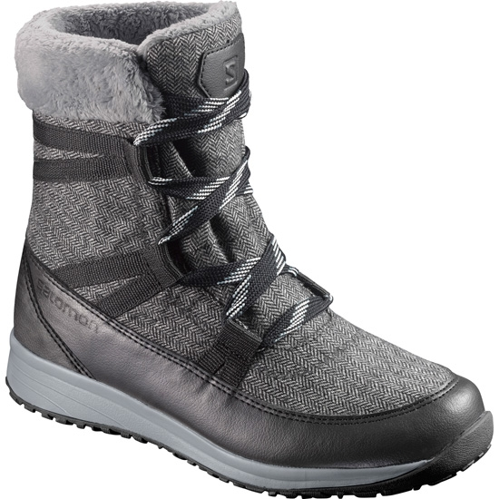Salomon Heika Cswp W - Black/Quarry Alloy