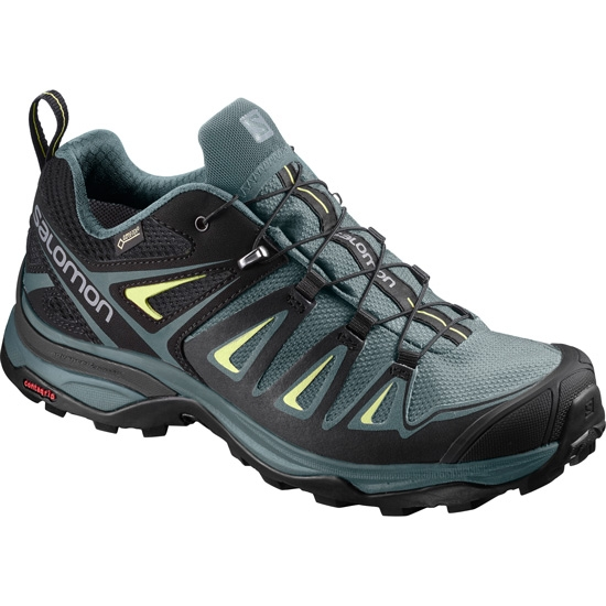 Salomon X Ultra 3 GTX W - Artic Darkest Spruce Sun