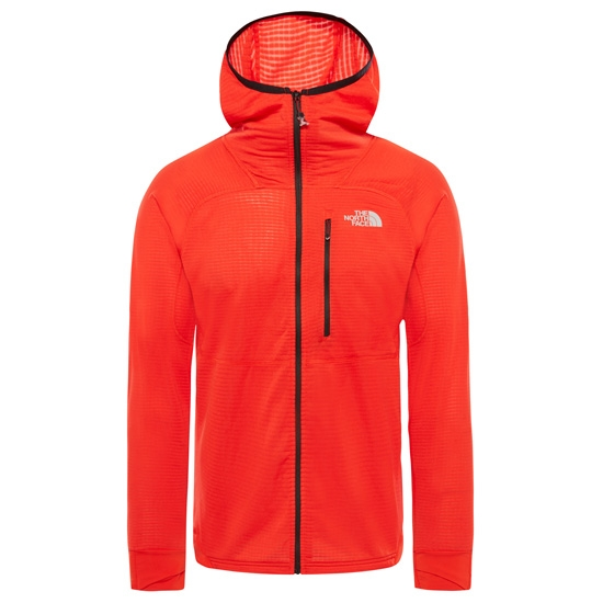 The North Face Summit L2 Proprius Hoodie - Fiery Red