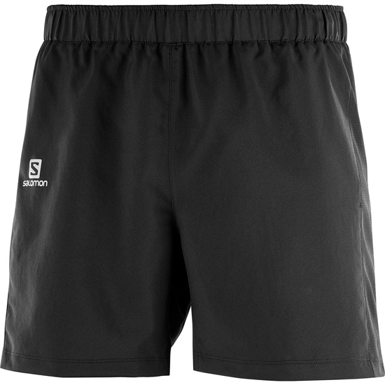 Salomon Agile 5 Short - Black