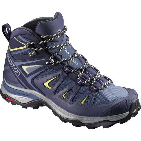 Salomon X Ultra 3 Mid GTX W - Crown Blue/Evening Blue
