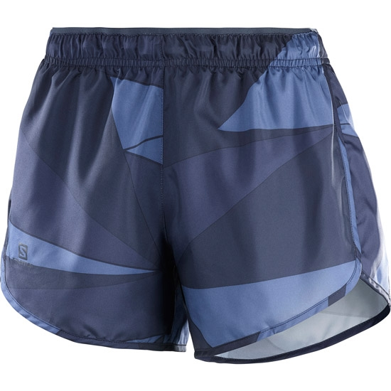 Salomon Agile Short W - Night Sky/Graphite