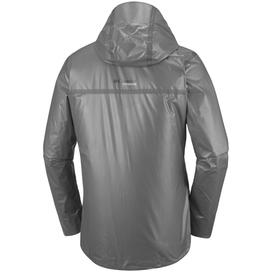 Columbia Outdry Ex Eco Tech Shell - Photo of detail