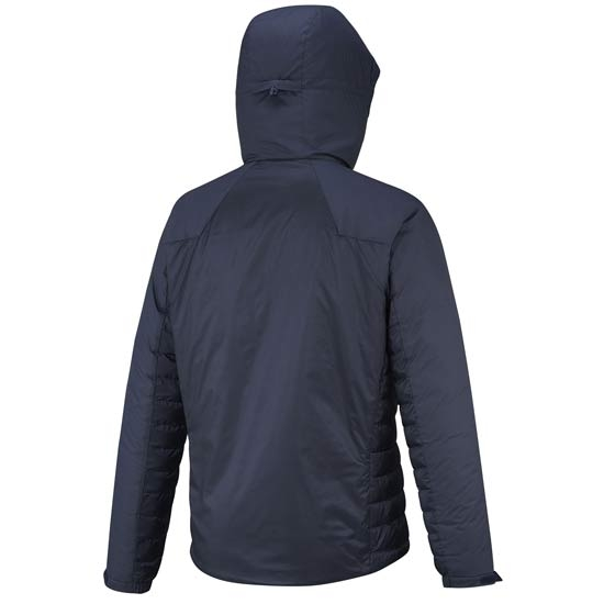 Millet Trilogy Dual Primaloft Hoodie - Photo of detail