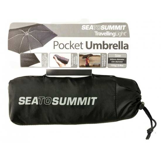 Sea To Summit Pocket Umbrella - Photo of detail