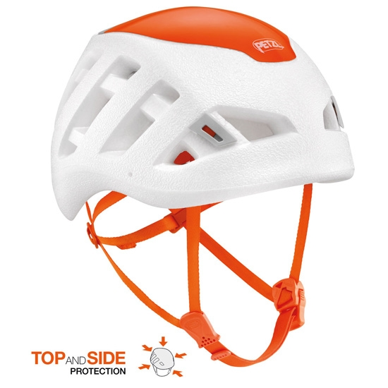 Petzl Sirocco M-L - White/Orange