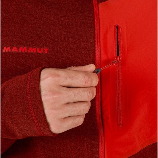 Mammut Aconcagua Light ML Jacket - Photo of detail