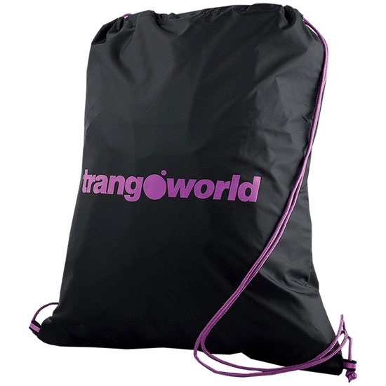Trangoworld Laner - Black/Intense Mauve