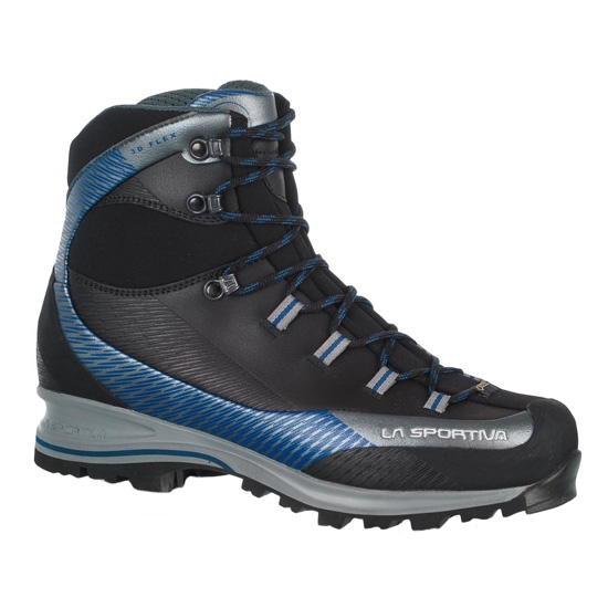 La Sportiva Trango Trk Leather GTX - Carbon/Dark Sea