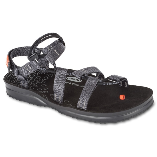 Lizard Hex H2O - Skin Dark Grey