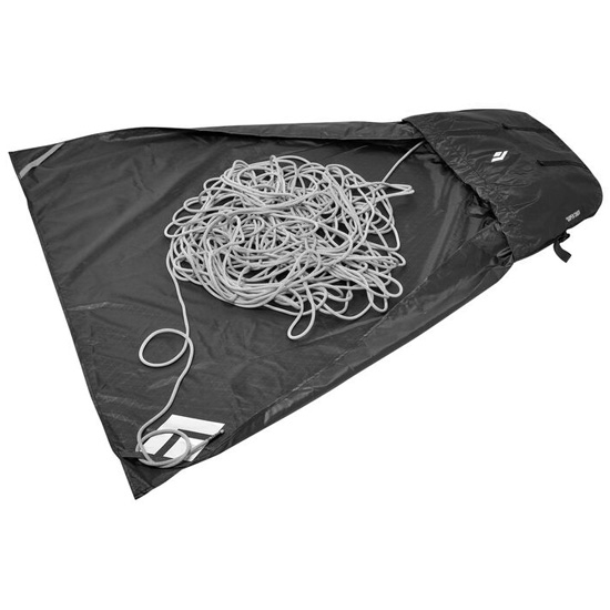 Black Diamond Super Chute Rope Bag - Detail Foto