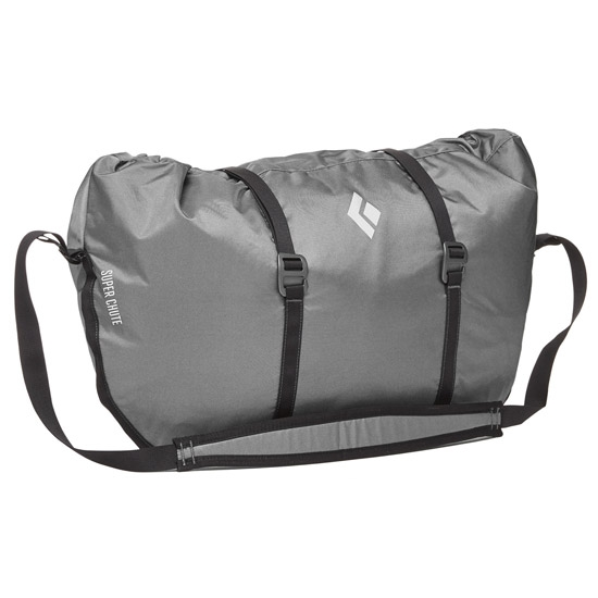 Black Diamond Super Chute Rope Bag - Nickel