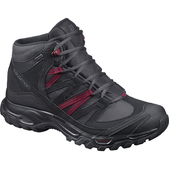 Salomon Shindo Mid GTX - Phantom/Black