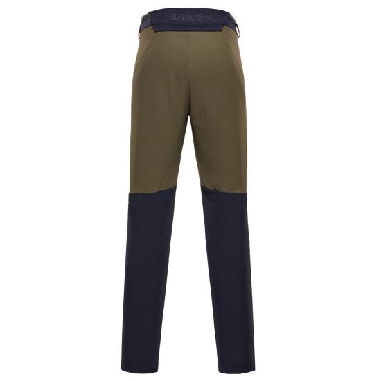 Black Yak Medium Weight Cordura Pants - Photo of detail