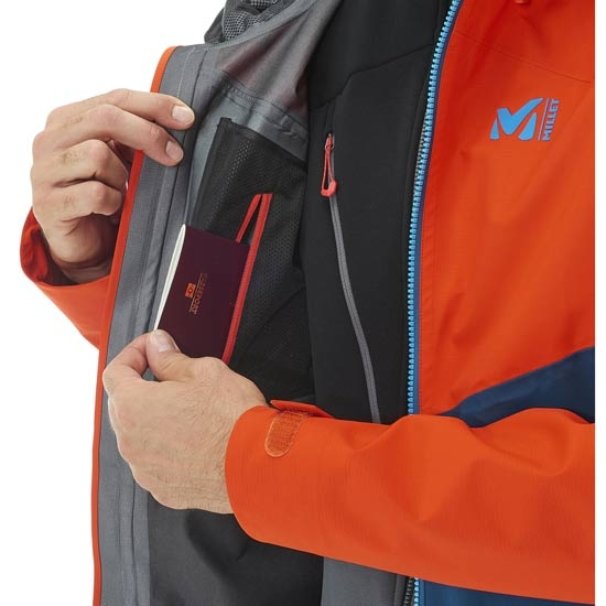 Millet Elevation One GTX Jacket - Detail Foto