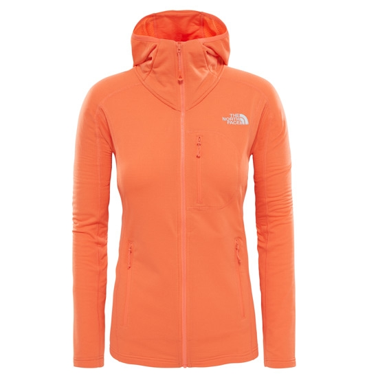 The North Face Incipient Hoodie Jacket W - Nasturtium Orange