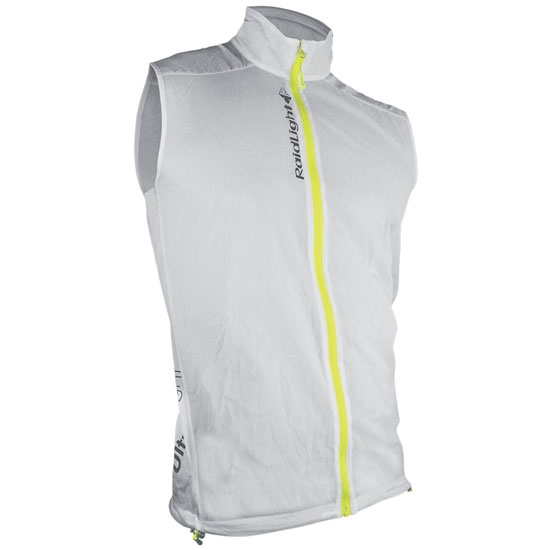 Raidlight Ultra Windproof Vest - White