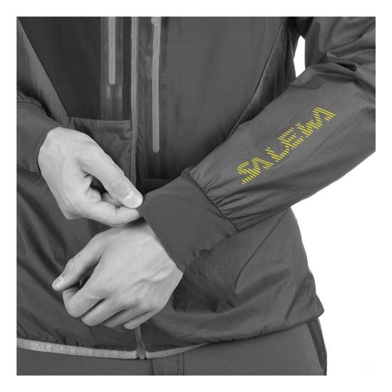 Salewa Pedroc Hybrid Alpha 2/1 Jacket - Detail Foto