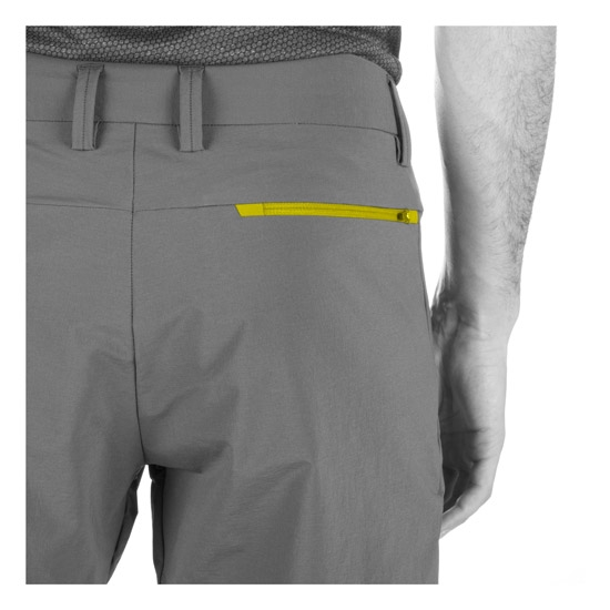 Salewa Puez 2 Softshell Pant - Photo of detail