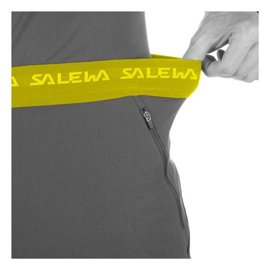 Salewa Agner Engineered Light Pant - Detail Foto