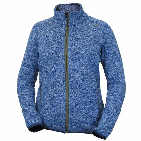 Campagnolo Knitted Jacket Girl - Cobalto/Blue