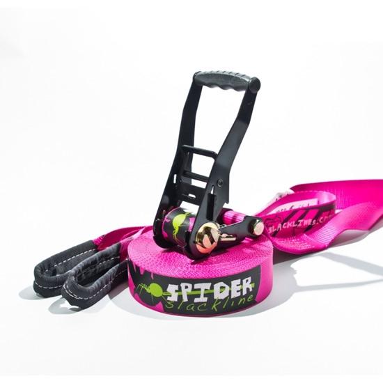 Spider Slacklines Pro Line 20 - Pink