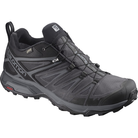 Salomon X Ultra 3 GTX - Black Magnet/Quiet Shade