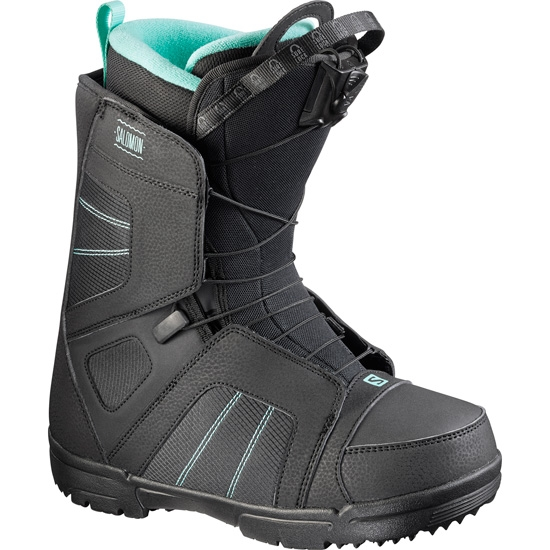 Salomon Scarlet - Black