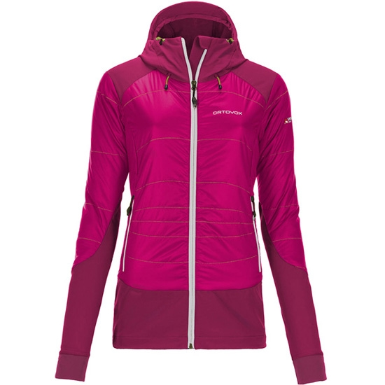 Ortovox (SW) Piz Palu Jacket W - Very Berry
