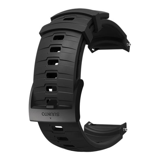 Suunto Spartan Sport Wrist HR Baro Black Strap - Black