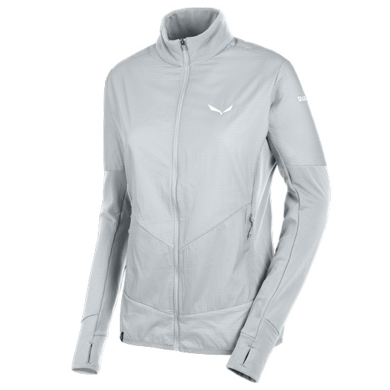 Salewa Pedroc Polartec Alpha Jacket W - Alloy